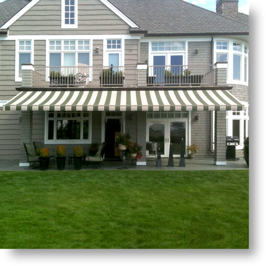 Residential Awnings and Sun Shades Portland OR