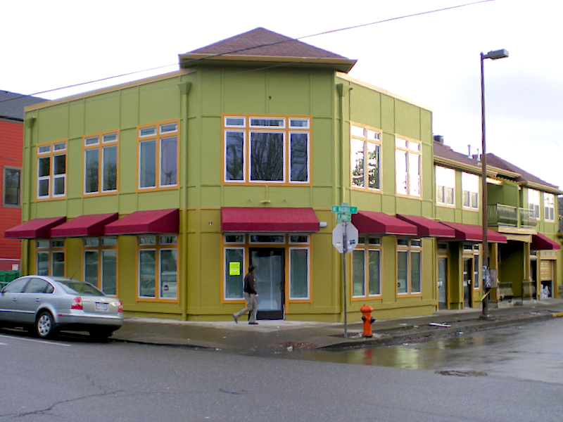 Commercial Stationary Awnings Portland, OR