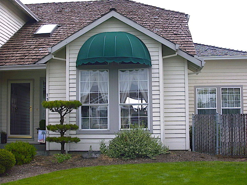 Residential Stationary Awnings Portland