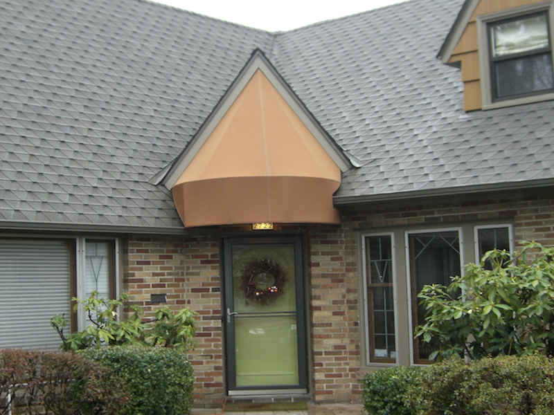 Residential Stationary Awnings Portland, Oregon