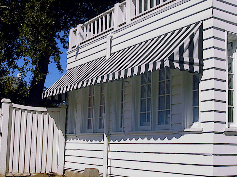 Stationary Awnings Portland Oregon - Waagmeester Awnings ...